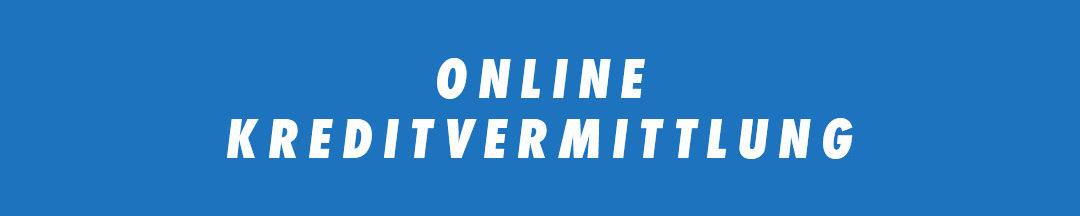 Die günstige Online-Kreditvermittlung